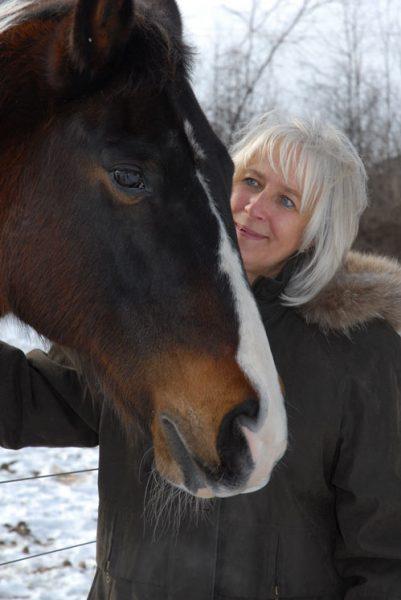 Heartlights Nancy Joy Hefron Iowa horse