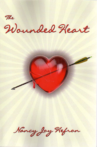 Heartlights Nancy Joy Hefron The Wounded Heart book cover
