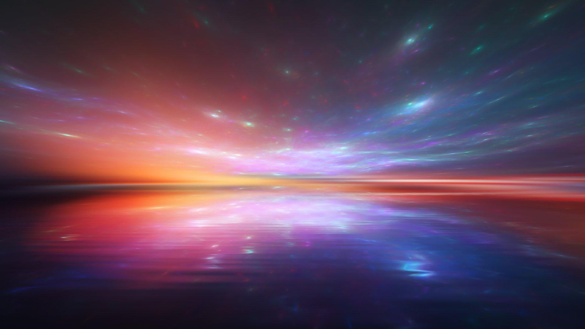 Heartlights Nancy Joy Hefron colorful sunset header
